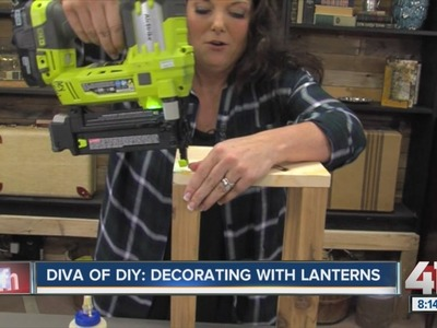 Diva of DIY: Decorating with lanterns