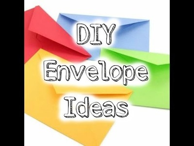 DIY Decorating Envelopes Ideas #3
