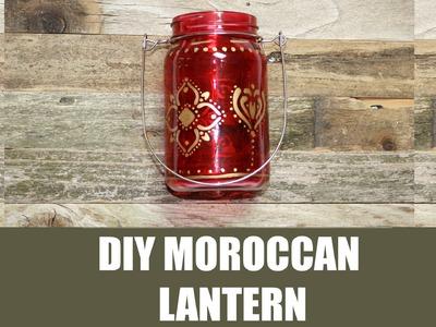 Diy Moroccan Lantern Kit