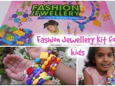 Fashion Jewelery Making Kit for kids - DIY jewellery for children