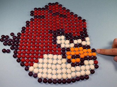 Angry Birds Red Made of Candies How To DIY Video for Kids