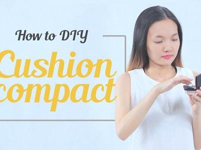 (DIY) How to make Cushion handmade