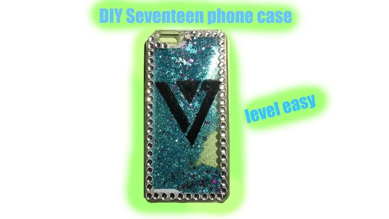 Diy Seventeen Phone Case (Level-Easy)