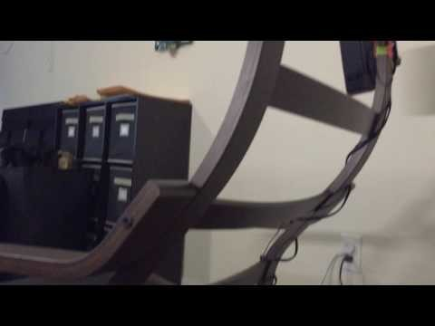 Diy Ultimate Gaming Chair - Power and Sound (Part 2)