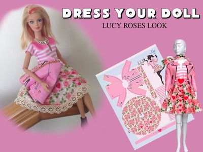 Dress Your Doll Sewing tutorial (With Modification)