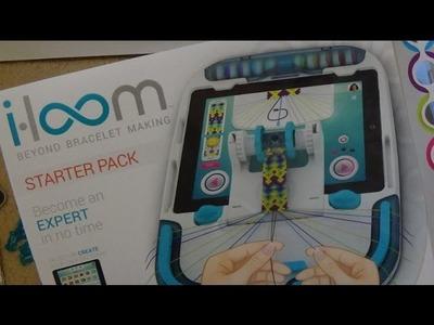 I-loom Friendship Bracelet Device Introduction, App Set-Up & Tutorial!
