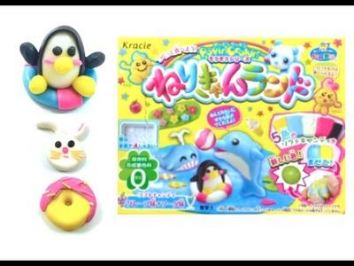 Kracie  POPIN COOKIN DIY PENGUIN Neri Candy Land  |Japanese candy making kit