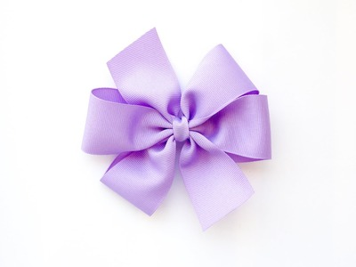 Pinwheel Bow and Bowmaker Tutorial