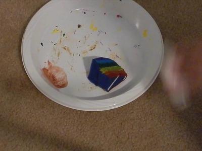 Rainbow Cake Squishy Tutorial