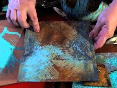 Rust & Patina Style