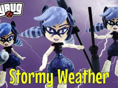 Stormy Weather (Climatika) Miraculous Ladybug & Cat Noir Villains Custom Doll Tutorial