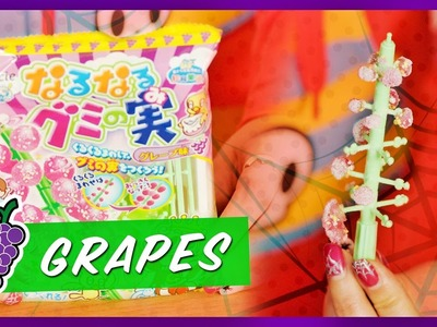 Kracie Grape Gummy Candy Tree FAIL | Kawaii Cookin | Strawburry17