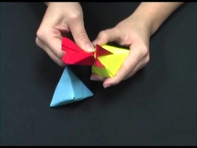 Molecular Origami - Connecting horizontally