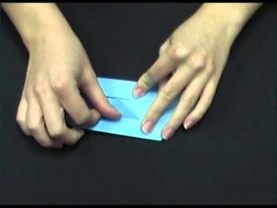 Molecular Origami - Folding the unit