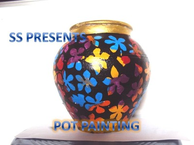 Pot Painting in New Look