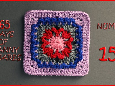 365 Days of Granny Squares Number 153
