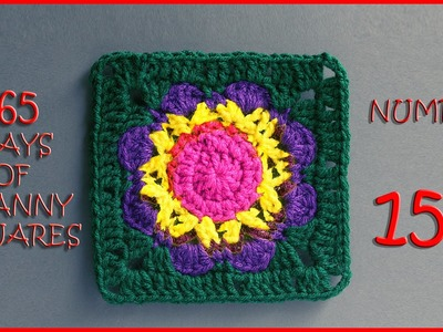 365 Days of Granny Squares Number 157