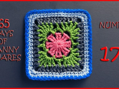 365 Days of Granny Squares Number 177