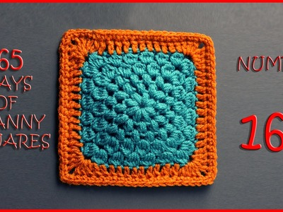 365 Days of Granny Squares Number 168