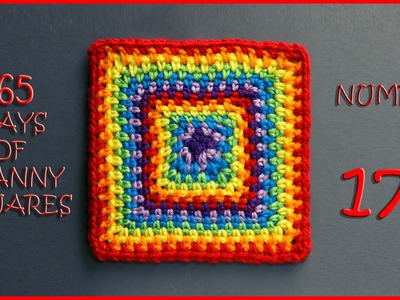 365 Days of Granny Squares Number 171