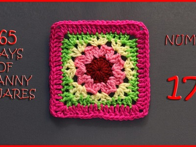 365 Days of Granny Squares Number 172