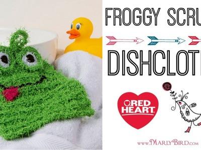 Froggy Scrubby
