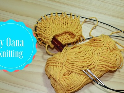Knitting for crocheters   magic loop tecnique