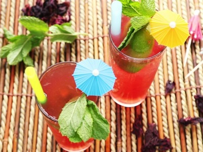 Tiki Tuesday Recipes - How to Make Ruby Rum Bucks