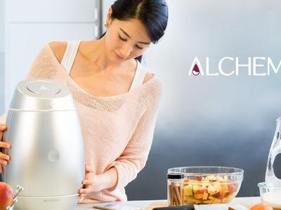 ALCHEMA - turn your fruit into craft cider