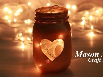 Craft Ideas : Mason Jar Decor