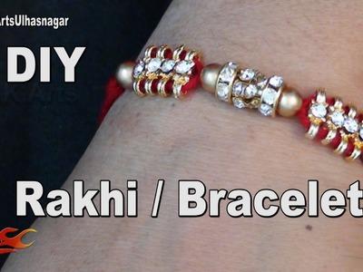 DIY Beads Rakhi. Bracelete | How to make | JK Arts 995