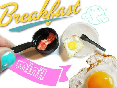 DIY Miniature frying pan and egg | Dollhouse crafts