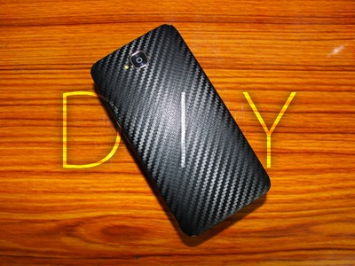 DIY Phone Skins - How To Make Your Phone Look Badass