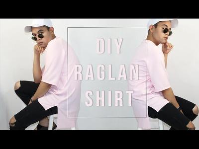 DIY: Raglan Shirt!