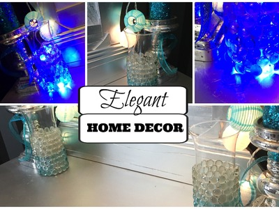ELEGANT DOLLAR TREE DIY HOME DECOR  COLLAB | COUPONING4EVER