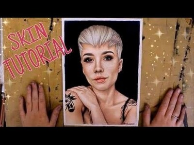 HOW TO: DRAW REALISTIC SKIN