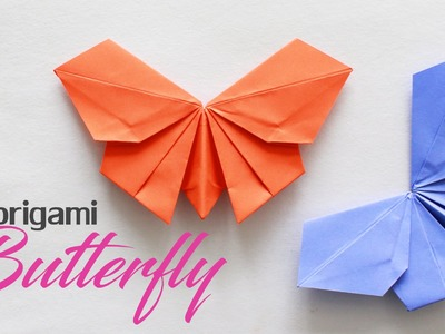 How to fold : Origmai Butterfly | Paper Craft