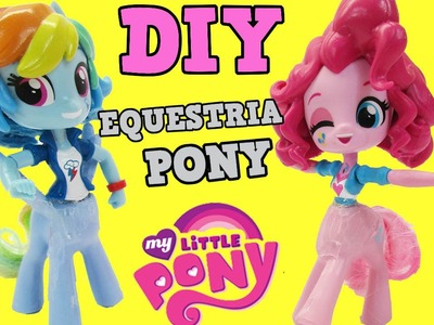 MAKE YOUR OWN DIY My Little Pony Custom Equestria Pony CENTAUR !!!