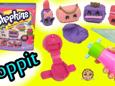 Make Your Own Exclusive Ballet Collection Shopkins with Poppit Clay - Craft Video