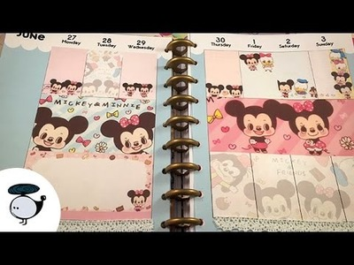 My Kawaii Planner | Print Your Own Spreads | Happy Planner