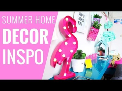 Summer Home Decor Inspo ♥ Mermaid Gossip