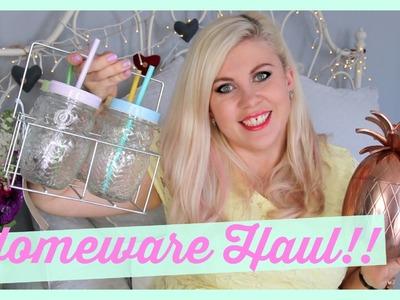 Summer Homeware Haul!
