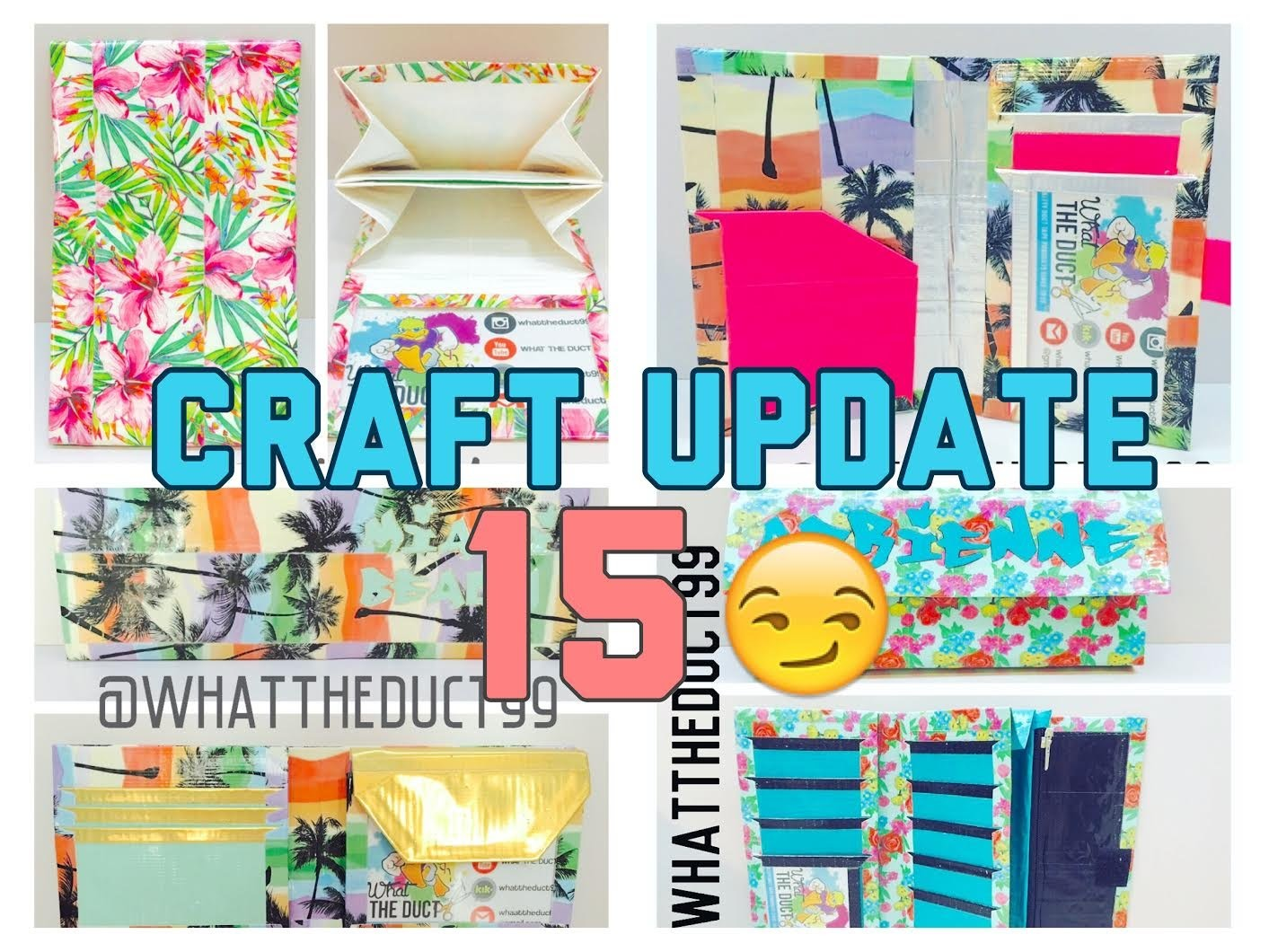 THANKS FOR 3K! (Craft Update #15)