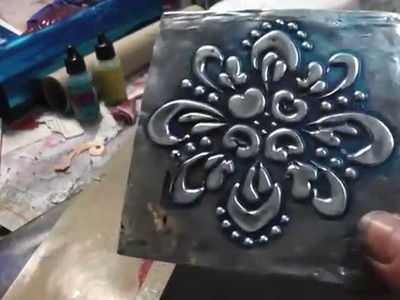 Tips for Embossing Metal