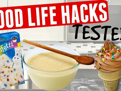 Weird Food Life Hacks TESTED!