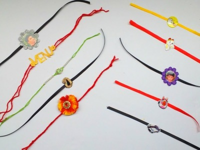 10 BEST Handmade Rakhi designs for Adults and Kids||DIY Rakhi||GENERATION_DIY