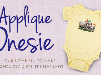 DIY Applique Collage: Create the Perfect Gift with Fabric Scraps
