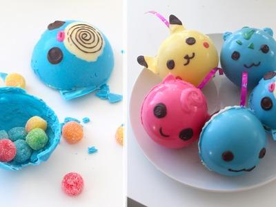 DIY Chocolate Pokemon Pinatas | POKEMON GO!!