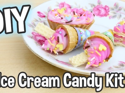 DIY Japanese Candy Kit Kracie Popin Cookin Ice Cream and Cake Happy Kitchen