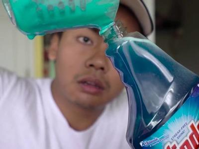 DIY Jelly Windex! Jello Glass Cleaner!   Super Fun & Easy Fail!    #Guava Juice